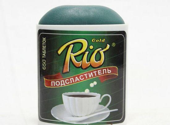 сахарозаменитель - Рио Голд