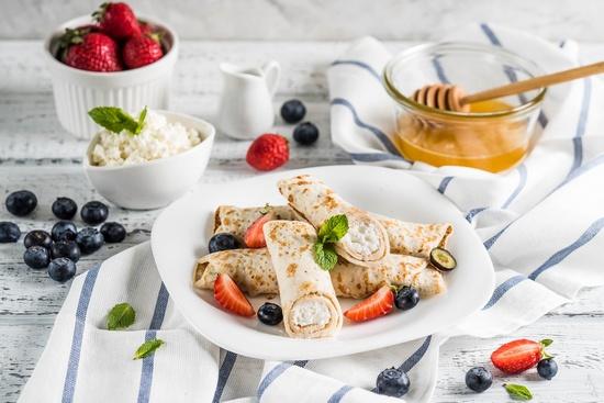 Вред от употребления творога в качестве завтрака