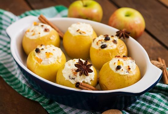 Противопоказания и вред печеных яблок