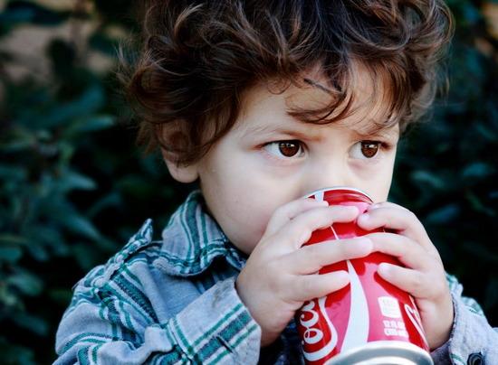 вред кока колы для детей