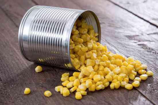 польза от кукурузы сладкой консервированной