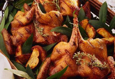 Мясо цесарки: польза и вред