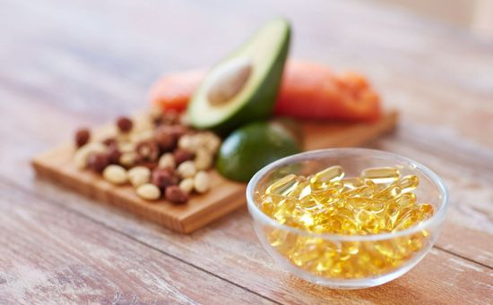 Витамины омега-3: польза и вред
