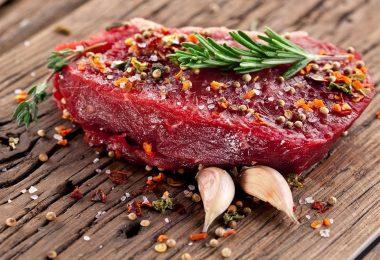 Красное мясо: польза и вред