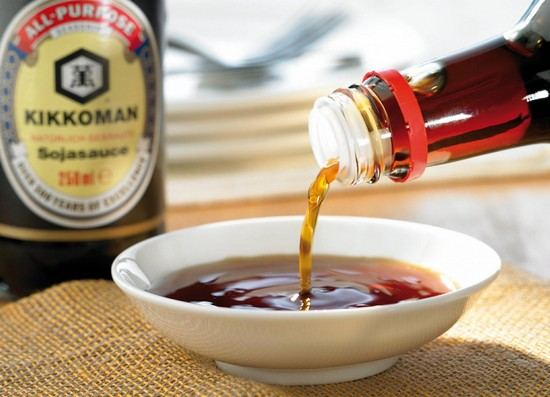Соевый соус: польза и вред