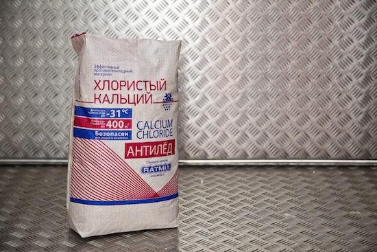 Хлористый кальций: вред и польза