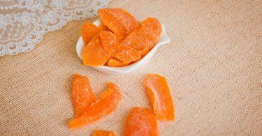Сушеное манго: польза и вред