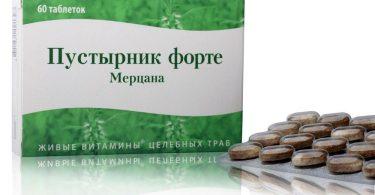 Таблетки пустырника: польза и вред