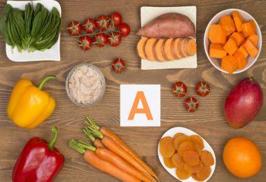 Витамин А: польза и вред