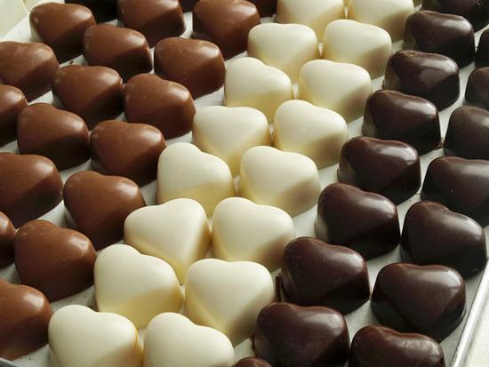 Какой же шоколад лучше кушать?