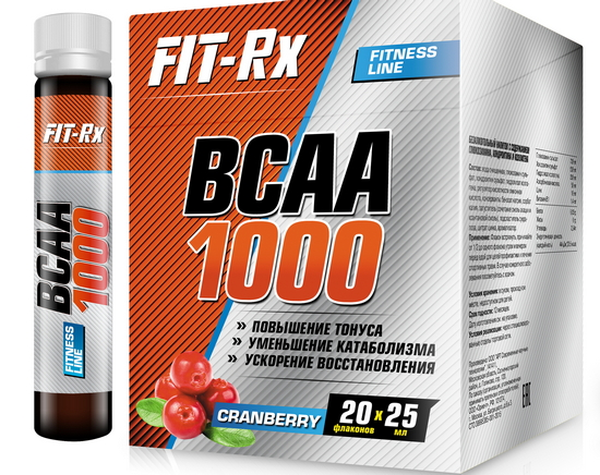 БЦА спортивное питание: вред и польза, мнение врачей
