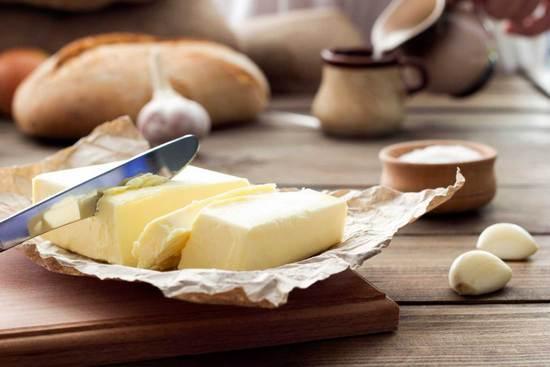 Масло сливочное: польза и вред для здоровья