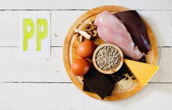 Где взять натуральный витамин РР?