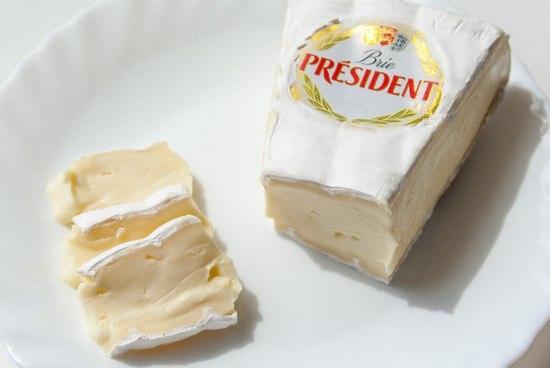 Сыр Бри президент