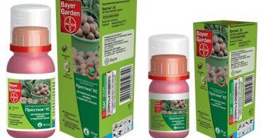 «Престиж» для картофеля: вред для здоровья, отзывы