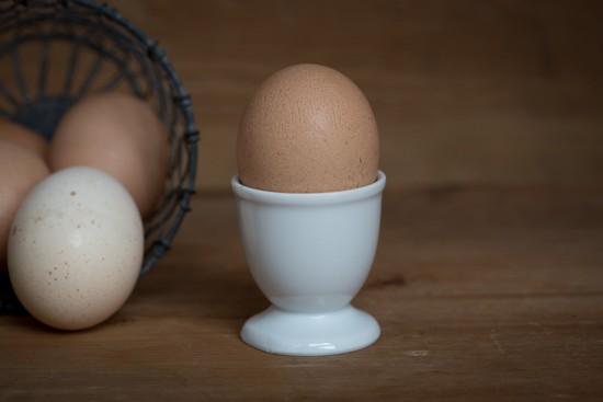 Полезные свойства вареных яиц