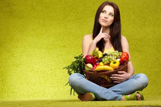 Возможный вред от вегетарианской диеты