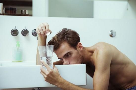 Вред водки на организм мужчины и женщины