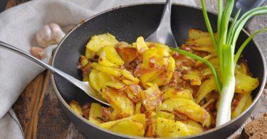 Жареная картошка: польза и вред для организма