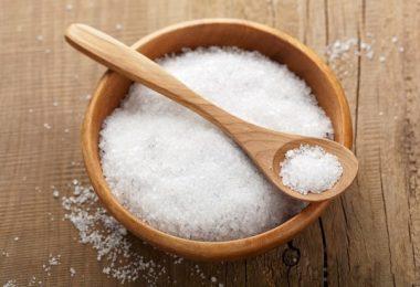 Йодированная соль: польза и вред