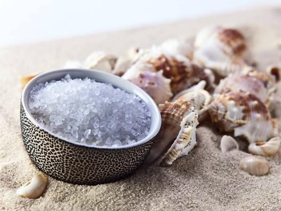 Йодированная морская соль: польза и вред