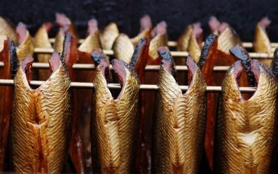 Особенности копчения рыбы