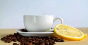 Кофе с лимоном: польза и вред, отзывы