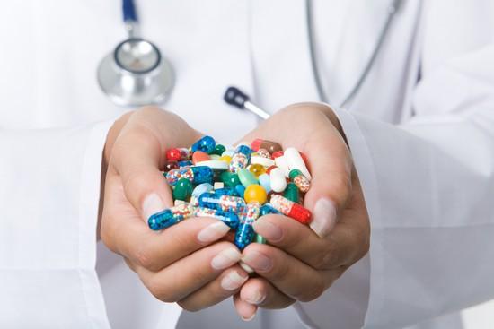 Виды мочегонных медикаментозных средств