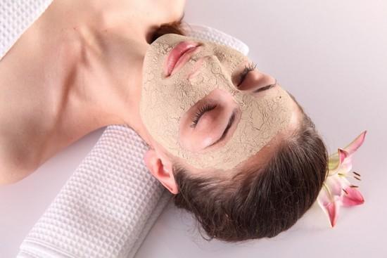 питательные маски на основе соевой муки