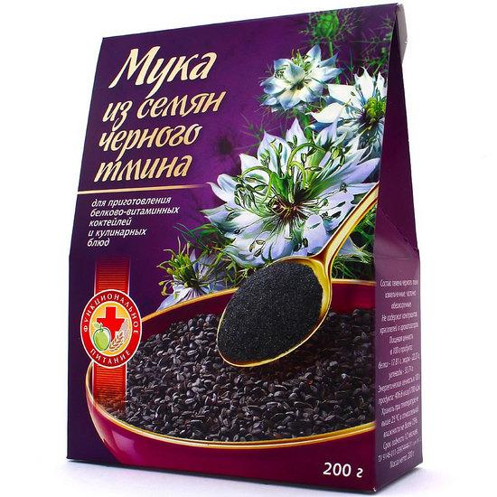 Полезные свойства семян черного тмина